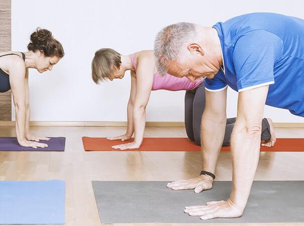 pilates tercera edad coruña