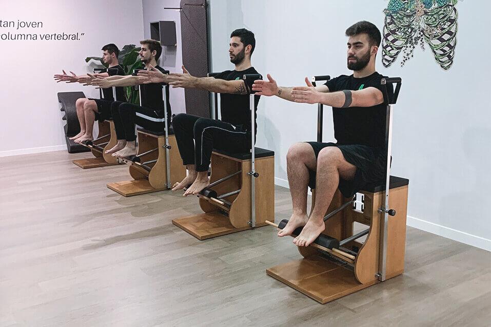 Curso iniciación pilates