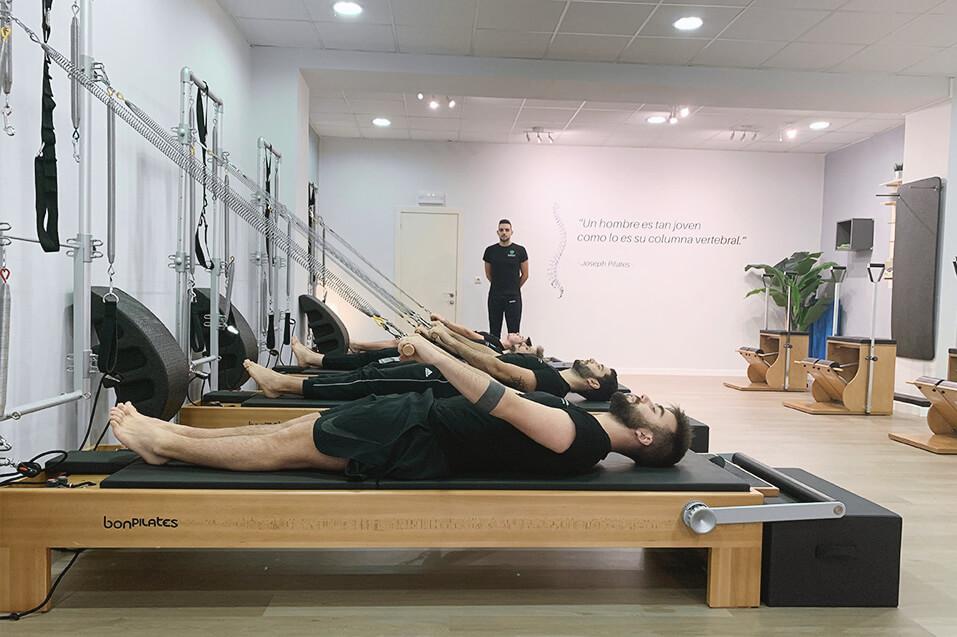 estudio de pilates en A Coruña
