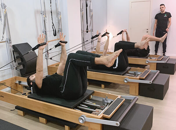 clases pilates máquinas coruña