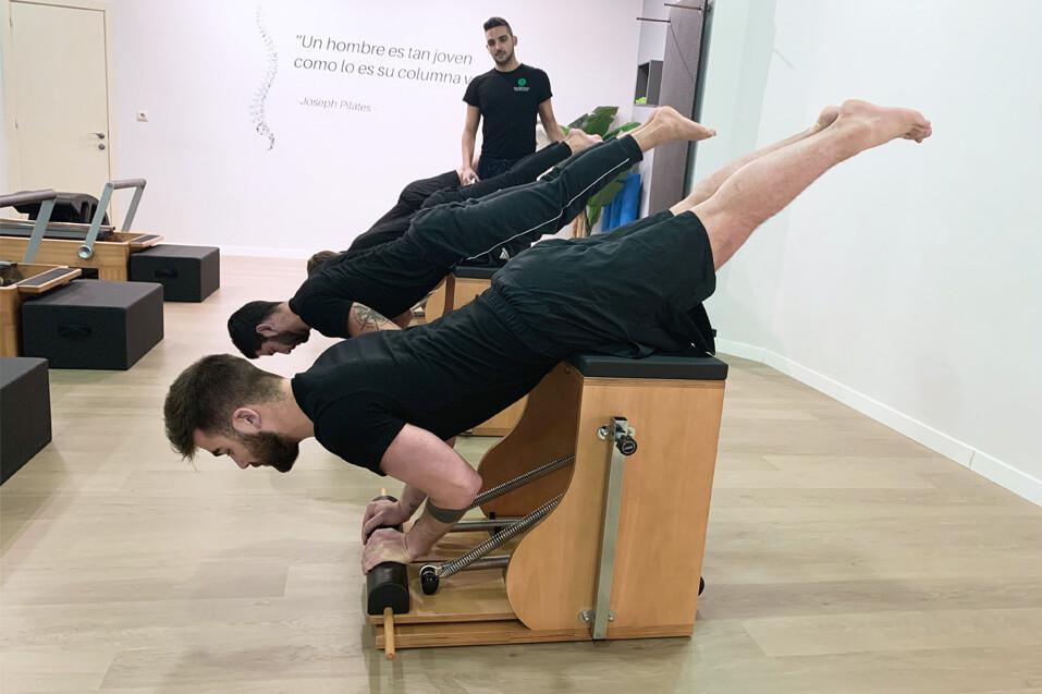 clases de pilates para deportistas
