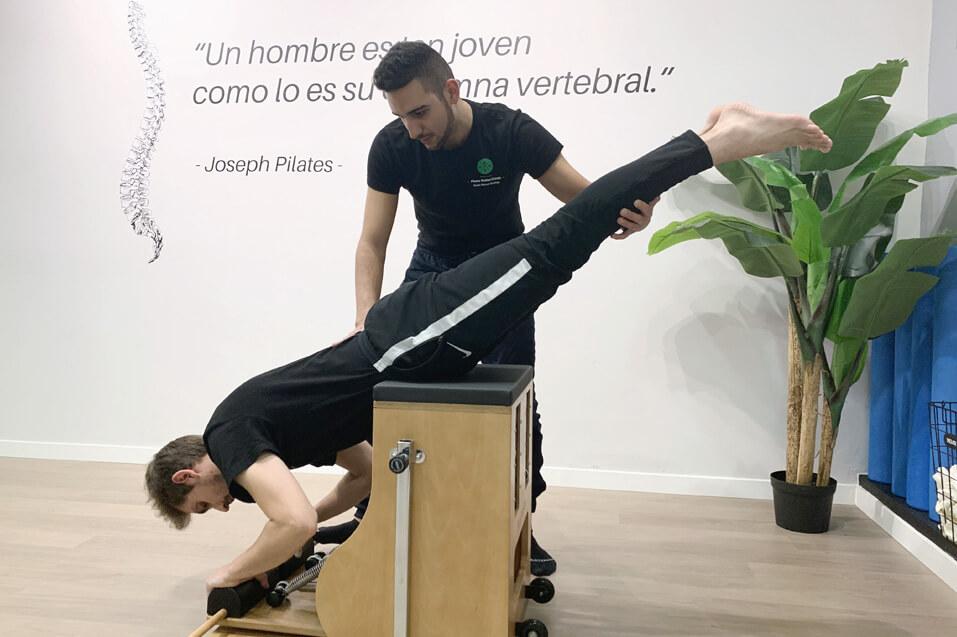 clases de pilates privado en A Coruña