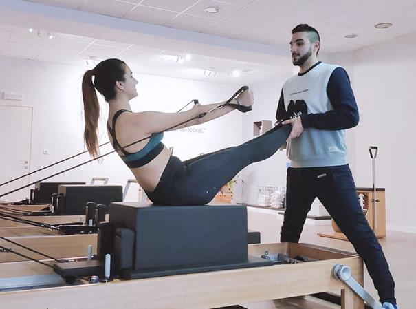 clases privadas de pilates coruña